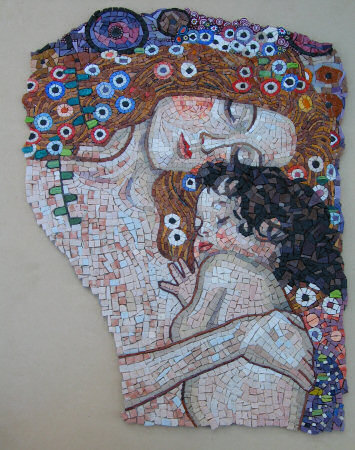 """From """"The three ages of woman"""" by Klimt - Silvia Danelutti ..."""